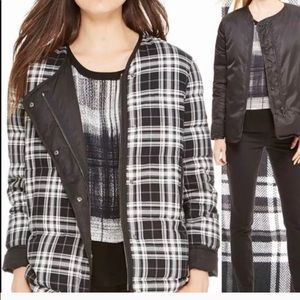 DKNY Pure Reversible Puffer Jacket